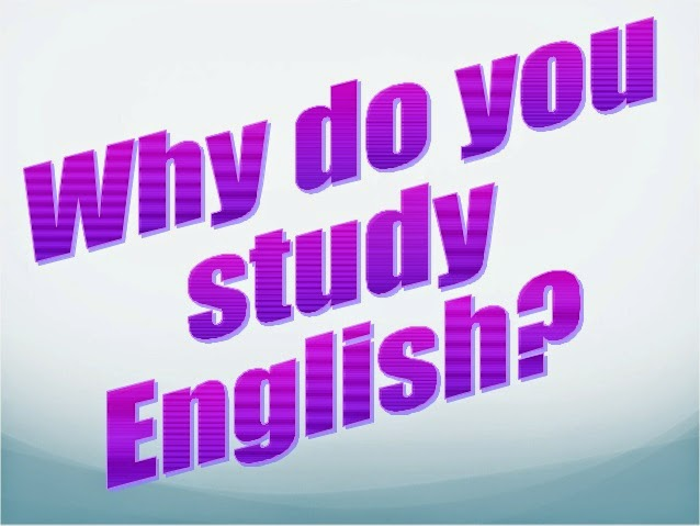 why do we need learn english Motivation is a big factor and possibly the biggest motivator for learning english  is because you really need it do you have 3 months to get the.