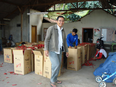 Kunjungan Lapang Ke Gudang Pedagang Mitra