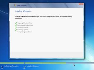 Cara Install Ulang PC atau Laptop