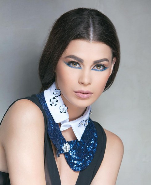 New Style lady: Bohemian makeup natural colors