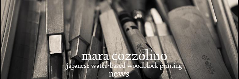 Mara Cozzolino Printmaker