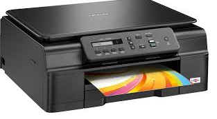Brother DCP-J152W Printer Driver