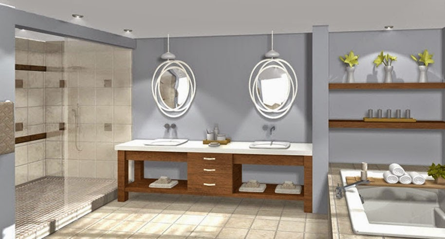 . Bathroom Design 3d