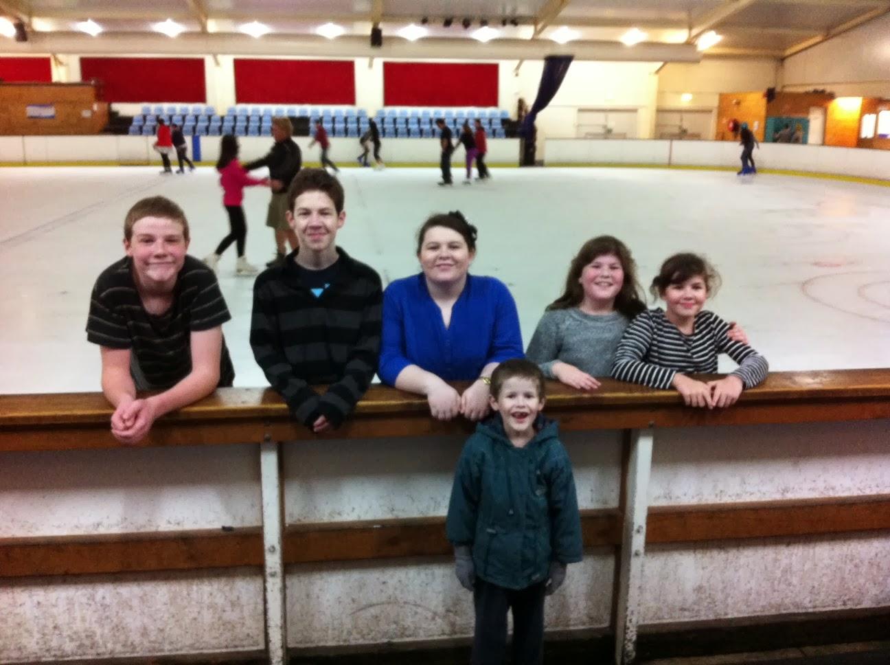 Ice Skating @ CheapSkate, Boondall