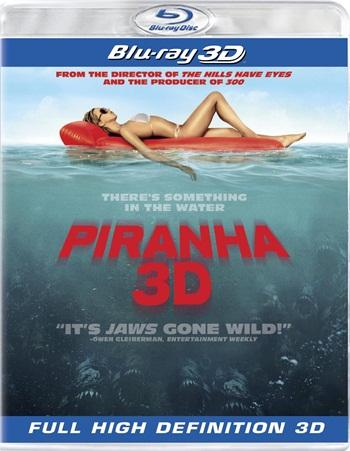 Piraña 3D SBS Latino Dual