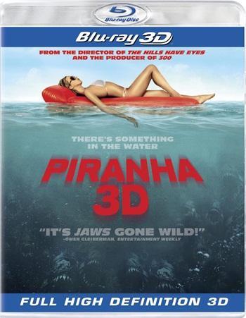 Piraña 3D SBS Latino Dual