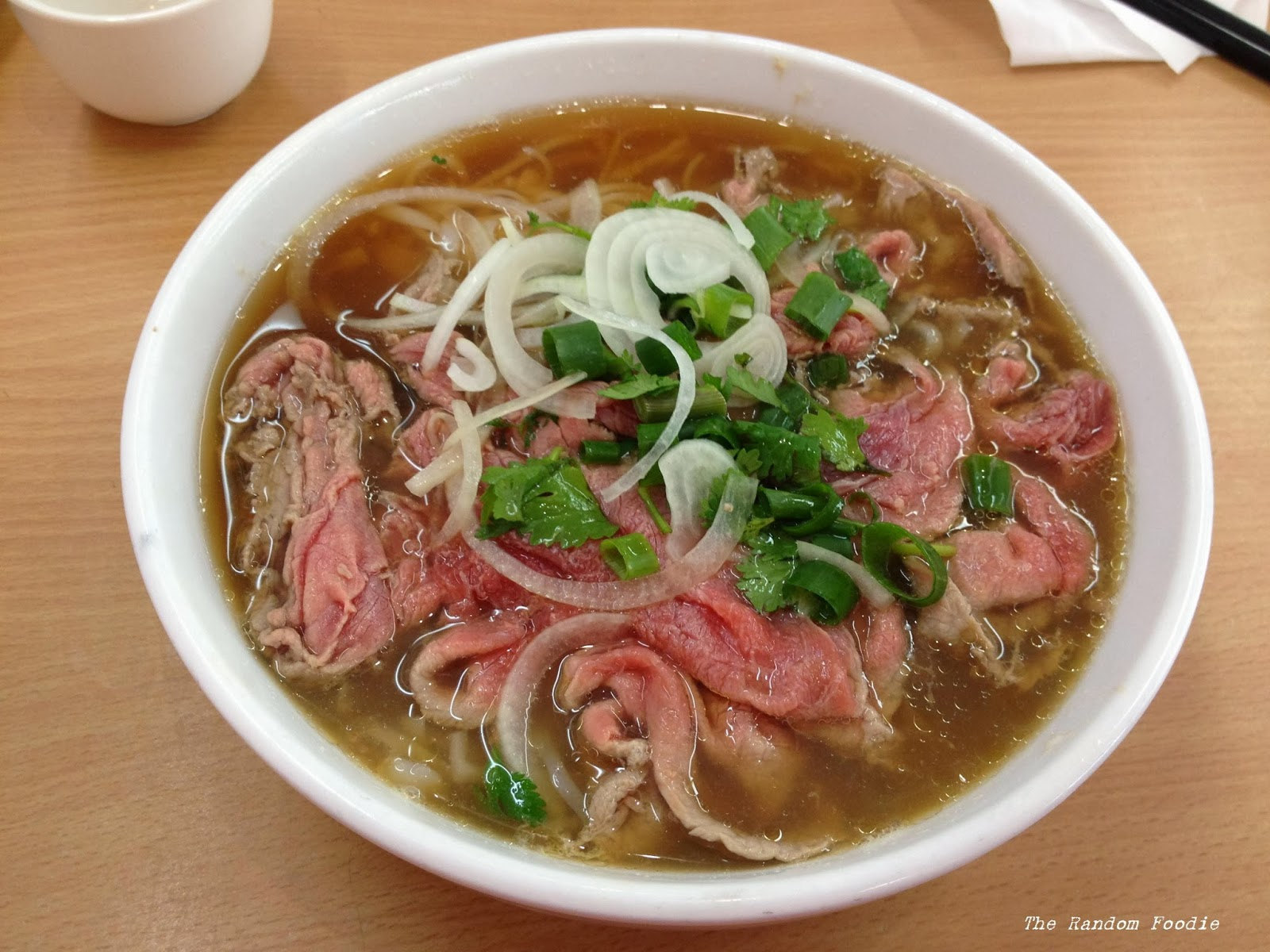 The Random Foodie: Pho Viet, Cabramatta