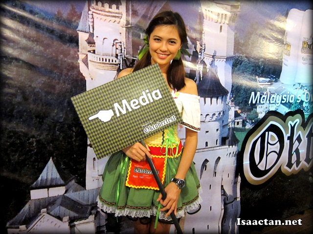 Malaysia's Own Oktoberfest prost to the Bavarian festival with an Asian Flavour