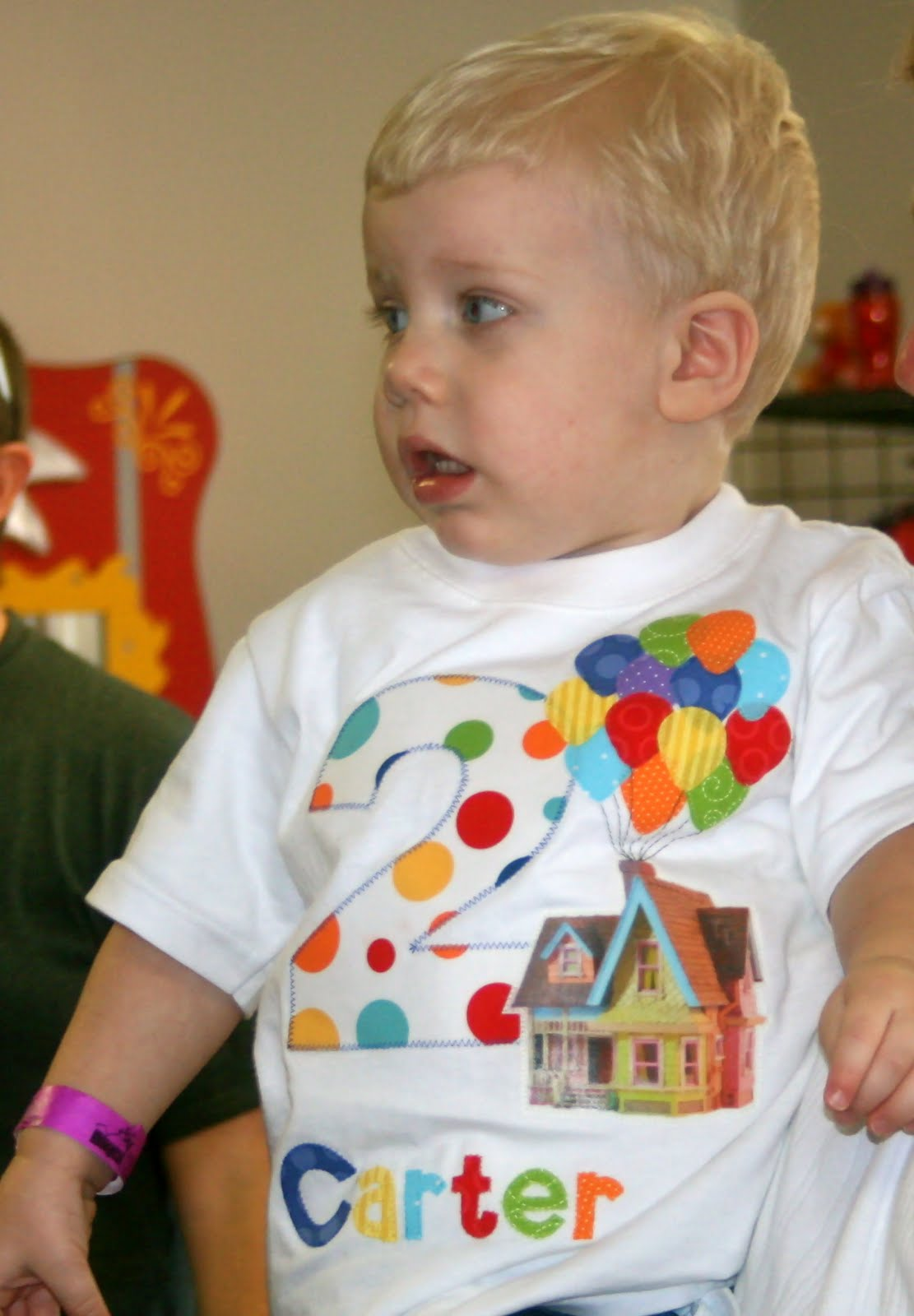 And Of Course Carters Pirate Birthday Shirt