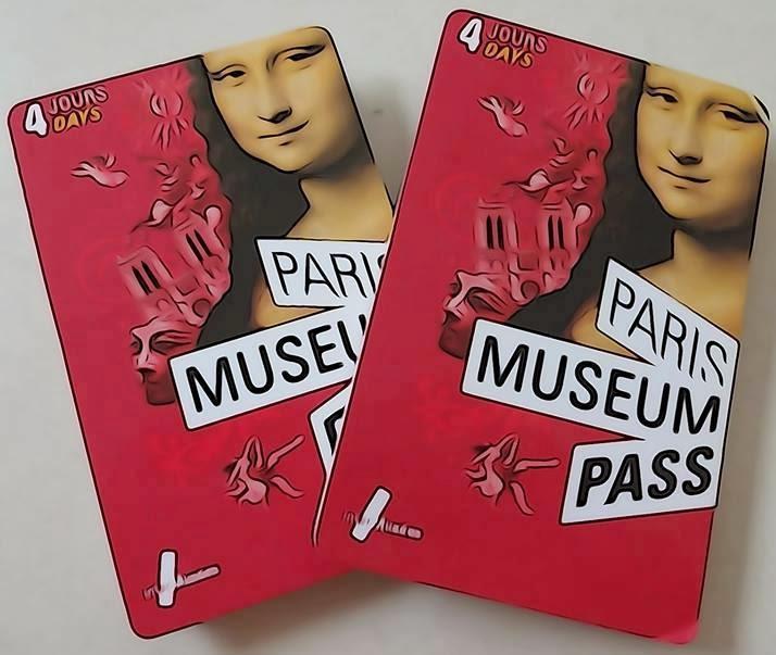 Paris Museum Pass, vale a pena?