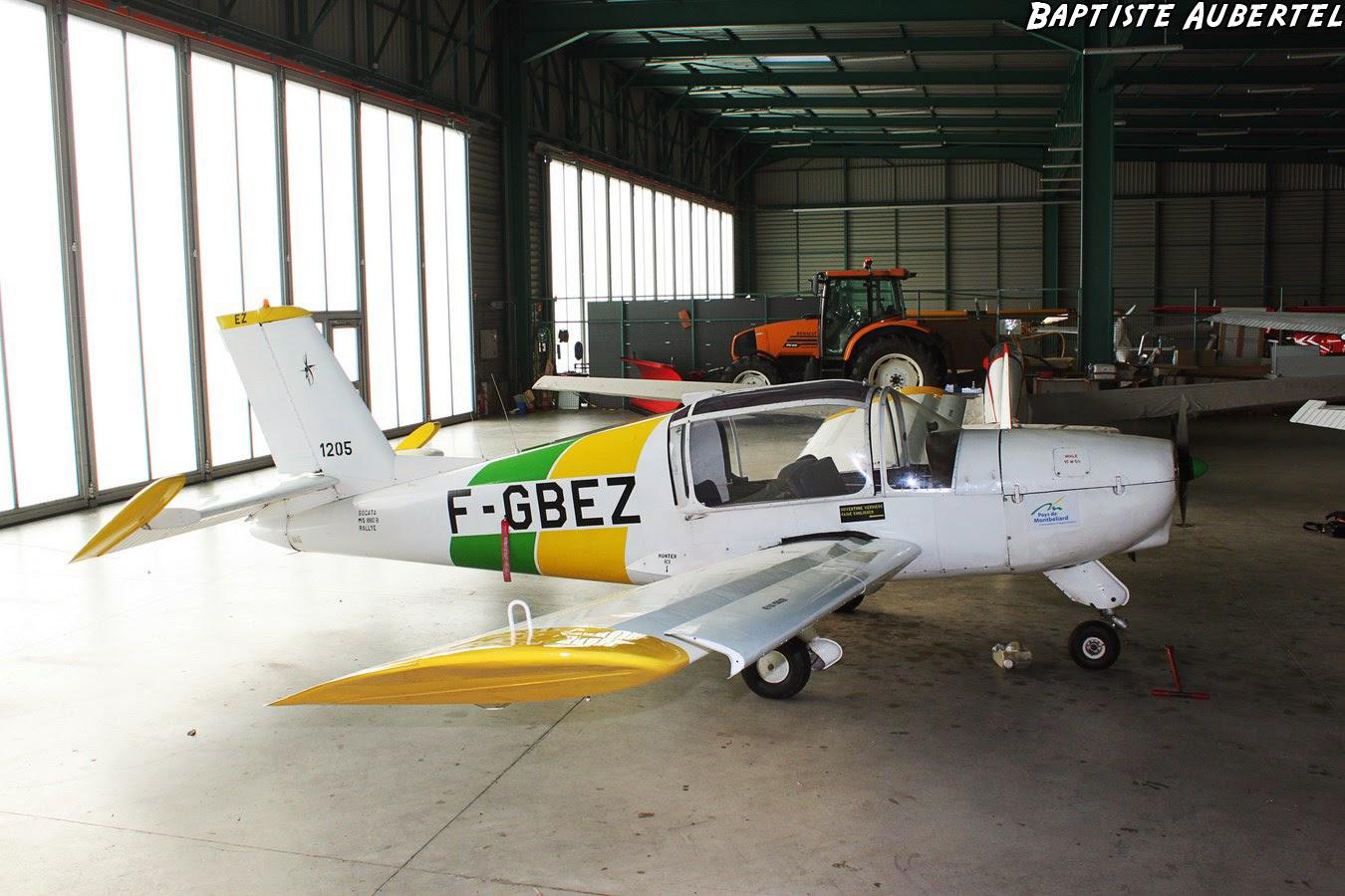 Eole Air Passion montbéliard Ecole de pilotage