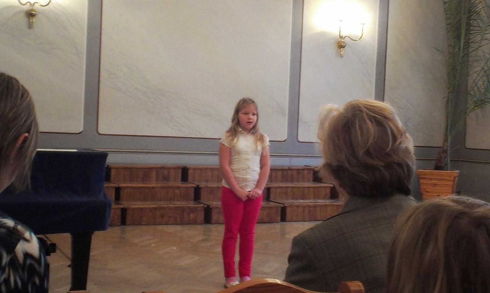Palju õnne Greitlin! Ülelinnalisel luulekonkursil eripreemia.