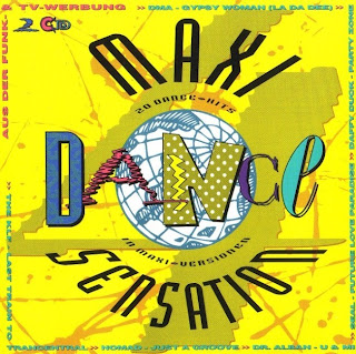 Maxi Dance Sensation vol.4 (1991)