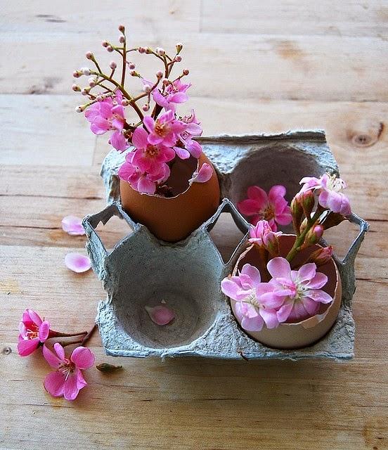 Decorazioni per pasqua idee facilissime blossom zine blog - Decorazioni per pasqua ...