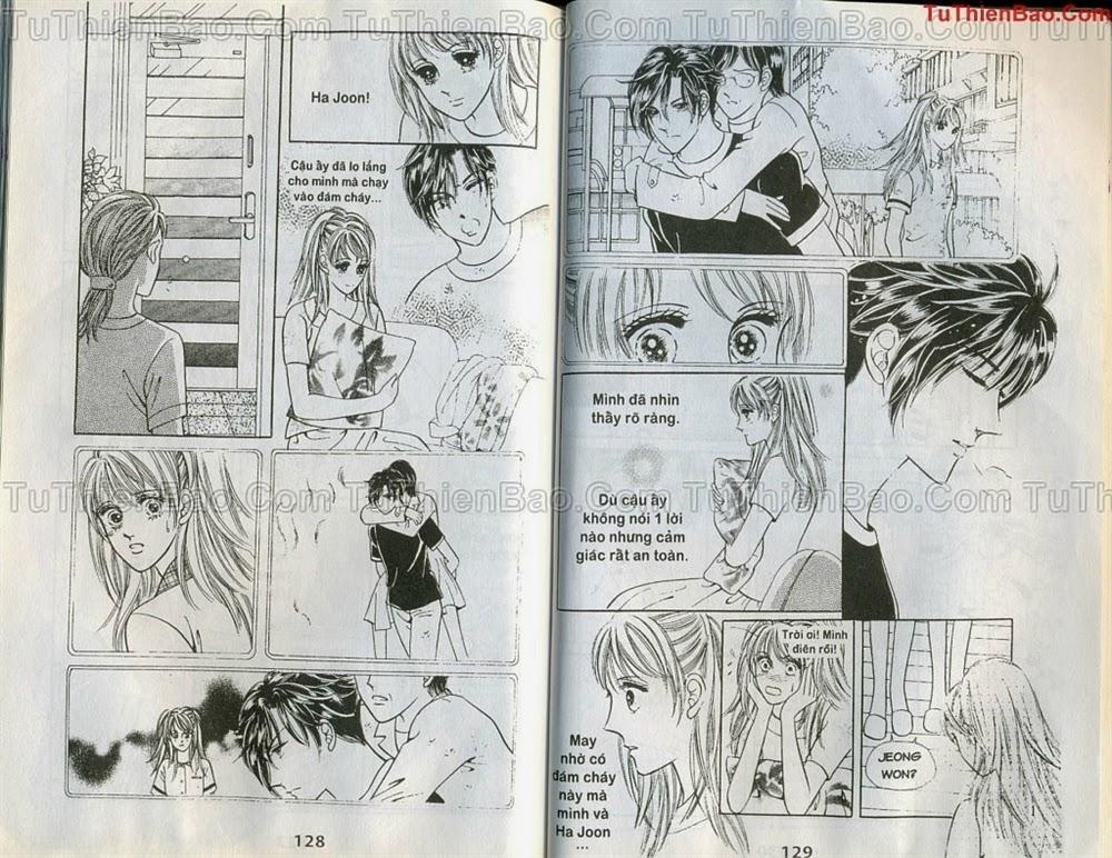 Nữ sinh chap 6 - Trang 65