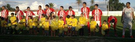 Centro estréia hoje no Campeonato Pernambucano da Série A2