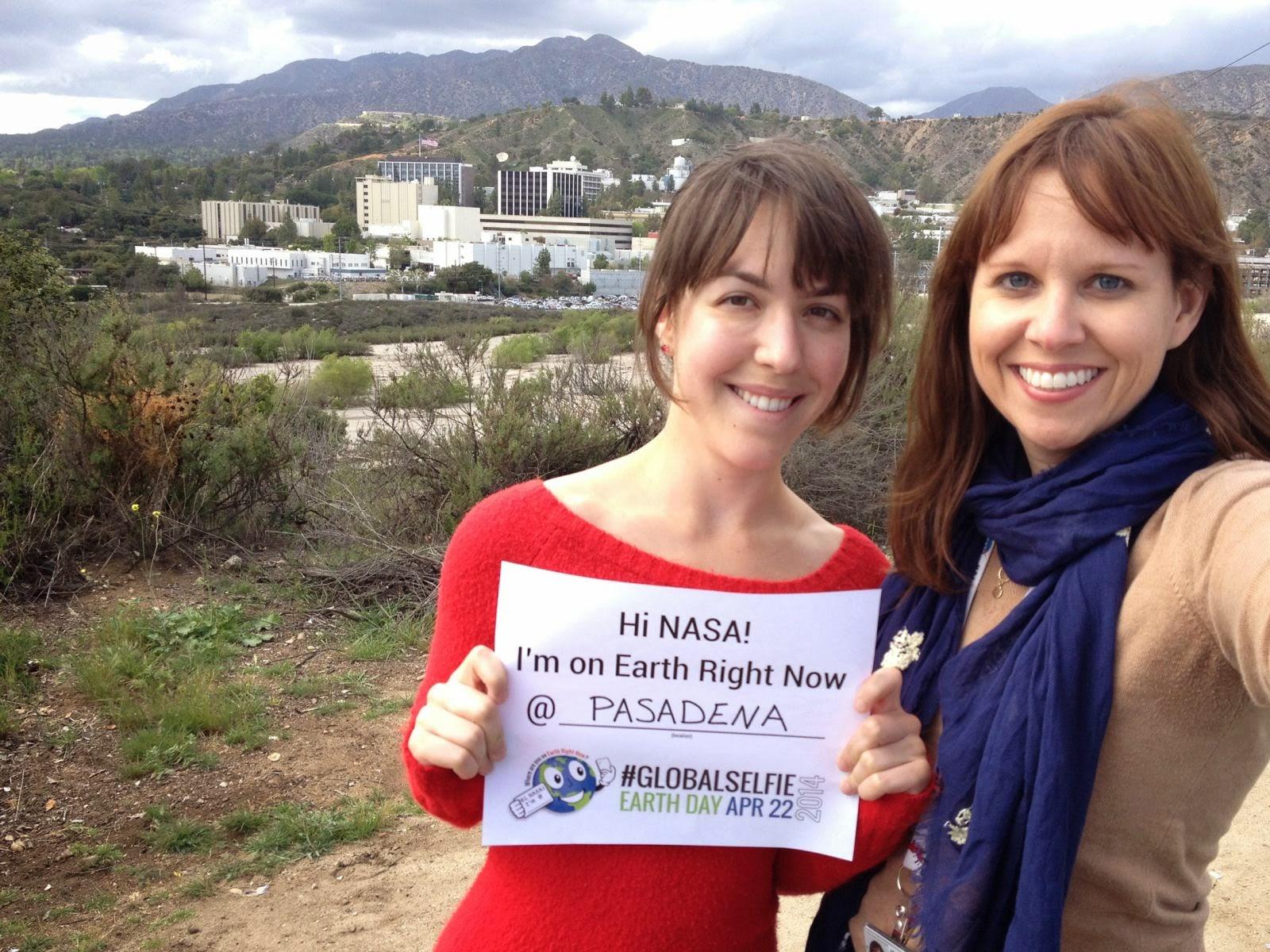 Menyambut Hari Bumi, NASA Menyelenggarakan Global Selfie