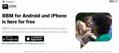 Download BBM for Android Resmi dan Cara Pendaftarannya di BBM.com
