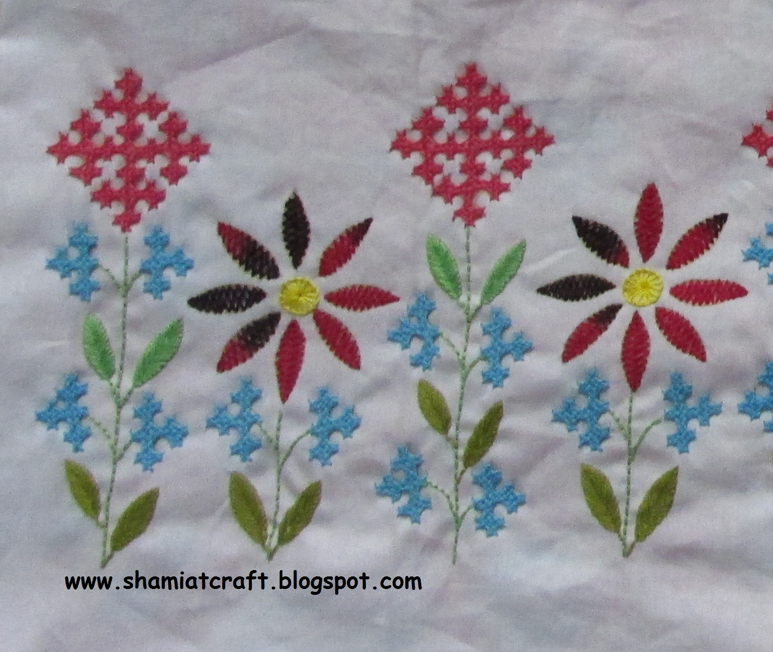 My Craft Works Kutch Work Border