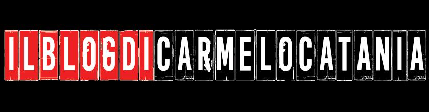 Il blog di Carmelo Catania