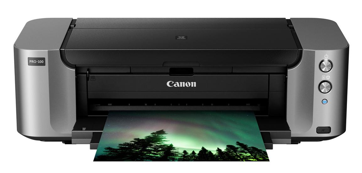 Canon PIXMA PRO-100 Driver & Download