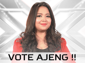 Ajeng x Factor indonesia 205