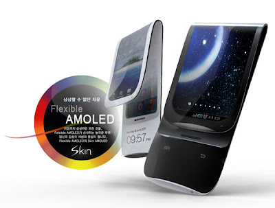 Samsung Galaxy Skin: Specs of Flexible Android Smartphone