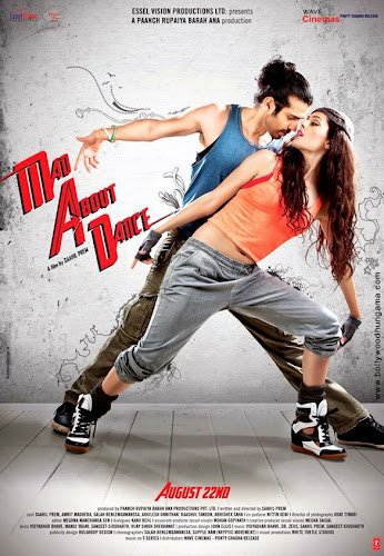Mad About Dance (2014) Movie Poster No. 1