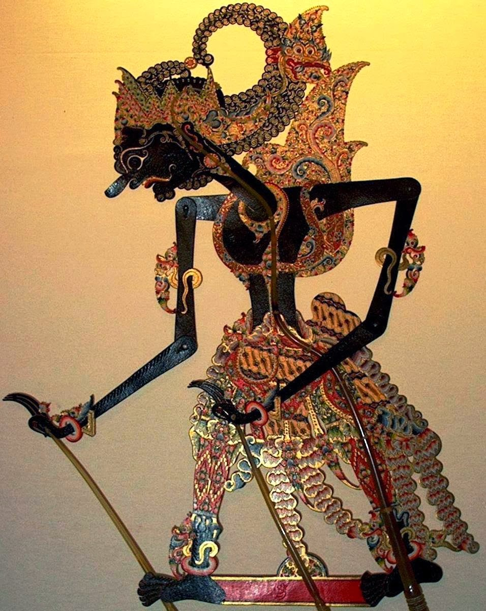 wayang kulit The term for puppetry, wayang, comes from the indonesian word for shadow bayang wayang kulit, shadow puppetry using figures made from water buffalo hide, is considered to be the oldest freestanding puppet form the earliest references to it date from the 800s.
