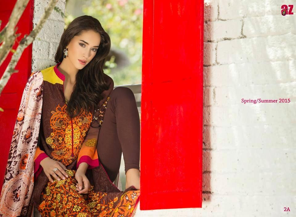 Ayesha-Zara-Summer-Lawn-2015