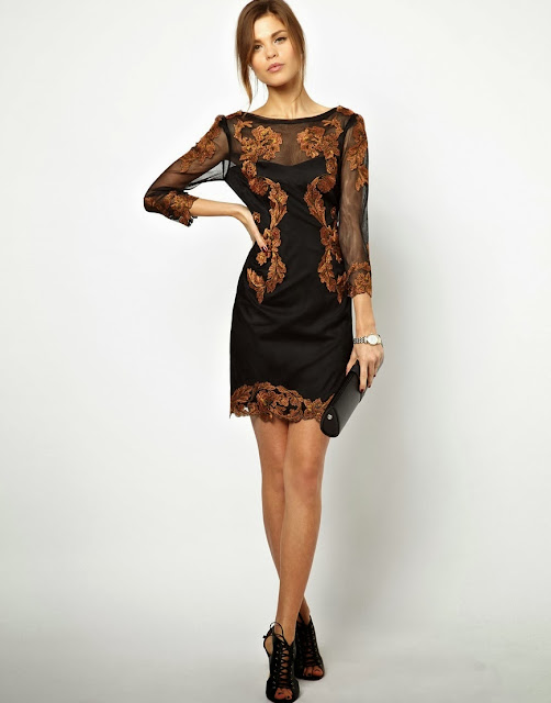 http://www.asos.com/Karen-Millen/Karen-Millen-Mesh-Dress-with-Floral-Embroidery/Prod/pgeproduct.aspx?iid=3622820&cid=8799&sh=0&pge=0&pgesize=36&sort=-1&clr=Black%2fmulti
