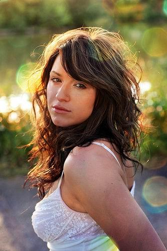 Hairstyles for long curly wavy hair