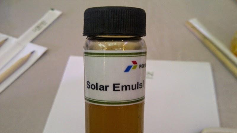 solar emulsion
