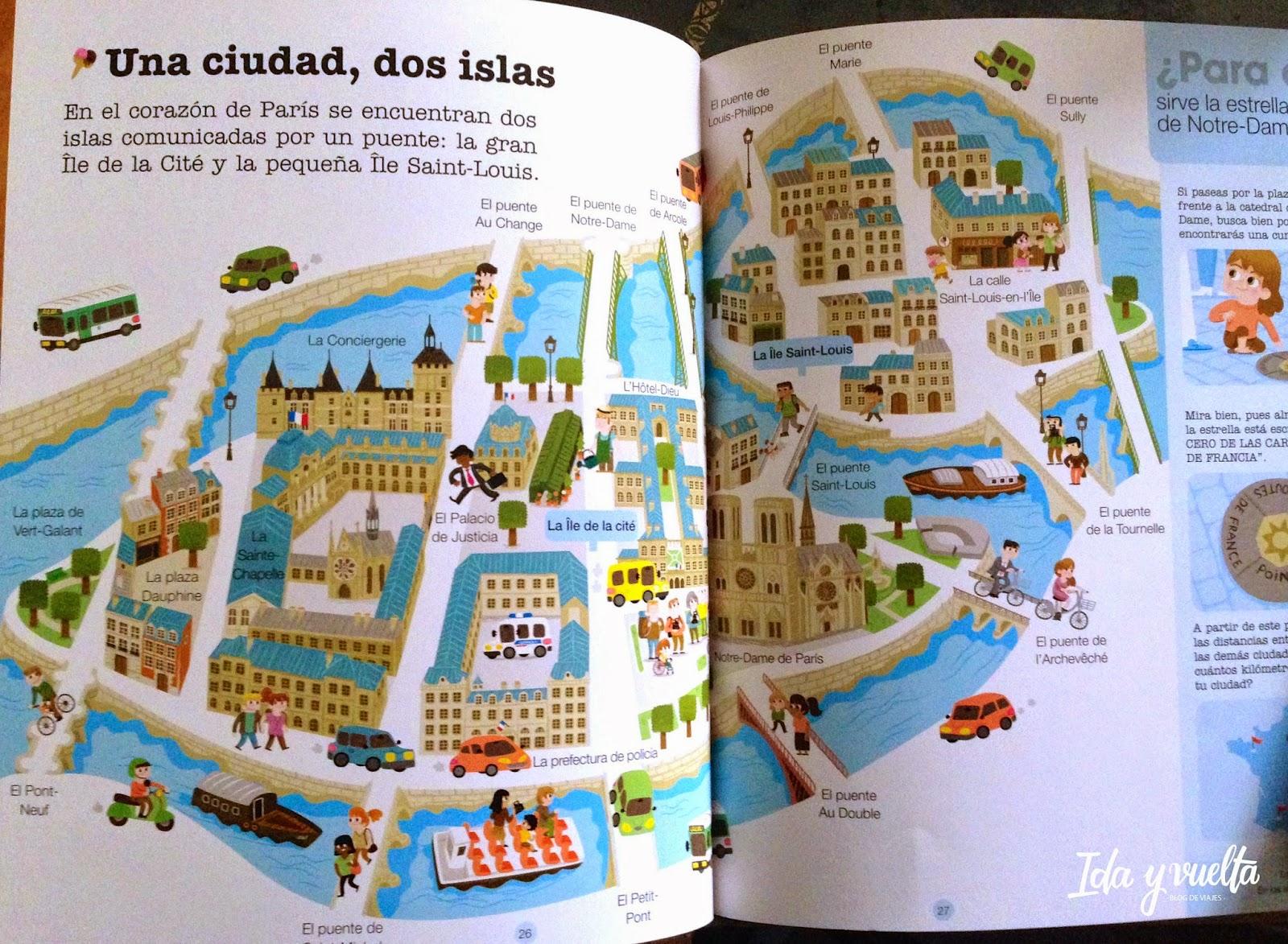 Interior libro París