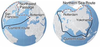 Geopolítica de la ruta del Ártico