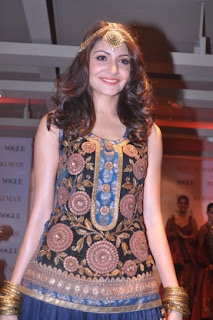 Anushka Sharma Walks At Ritu Kumar's Store Launch gallery