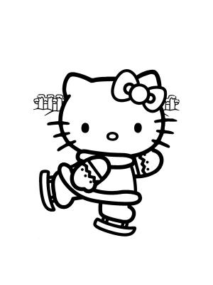 Coloriages enfants september 2011 - Coloriage hello kitty cirque ...
