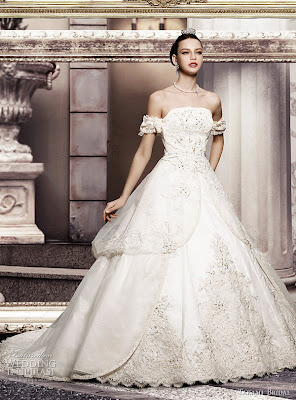 Presenting the Royal Wedding dress collection by Takami Bridal