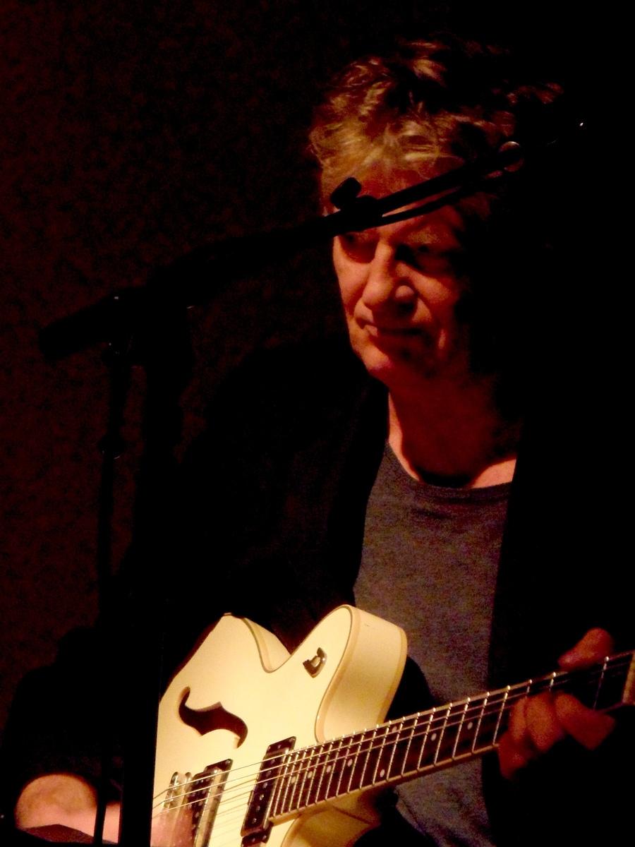 Rodolphe Burger 2011