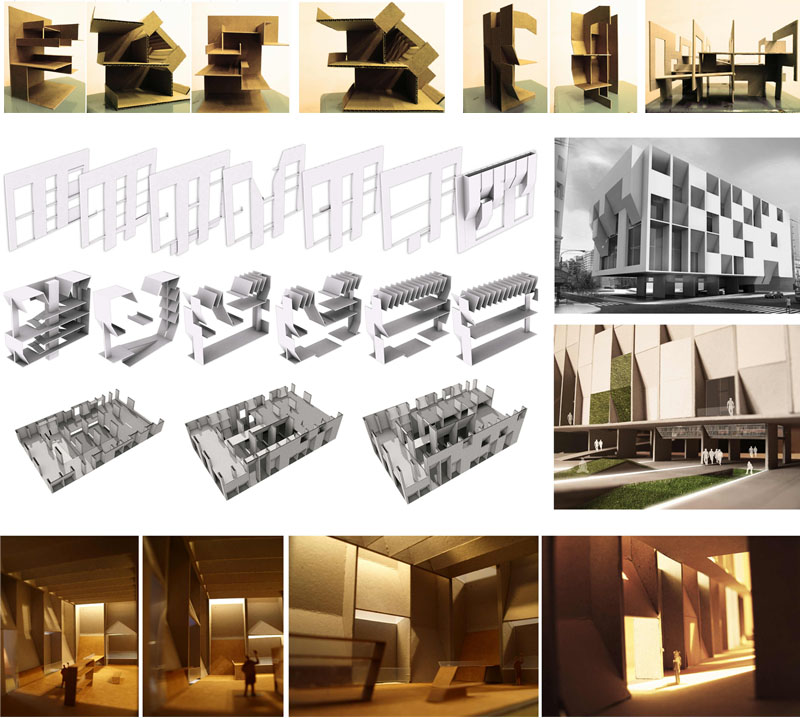 Maestria dise o arquitectonico avanzado estructuras for Maestria en interiorismo arquitectonico