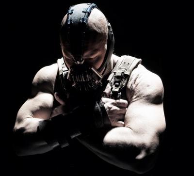 bane batman knight dark rises