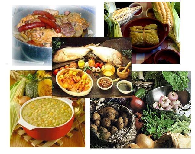 Ciencias culinarias gastronomia regional de chile Gastronomia jujuy