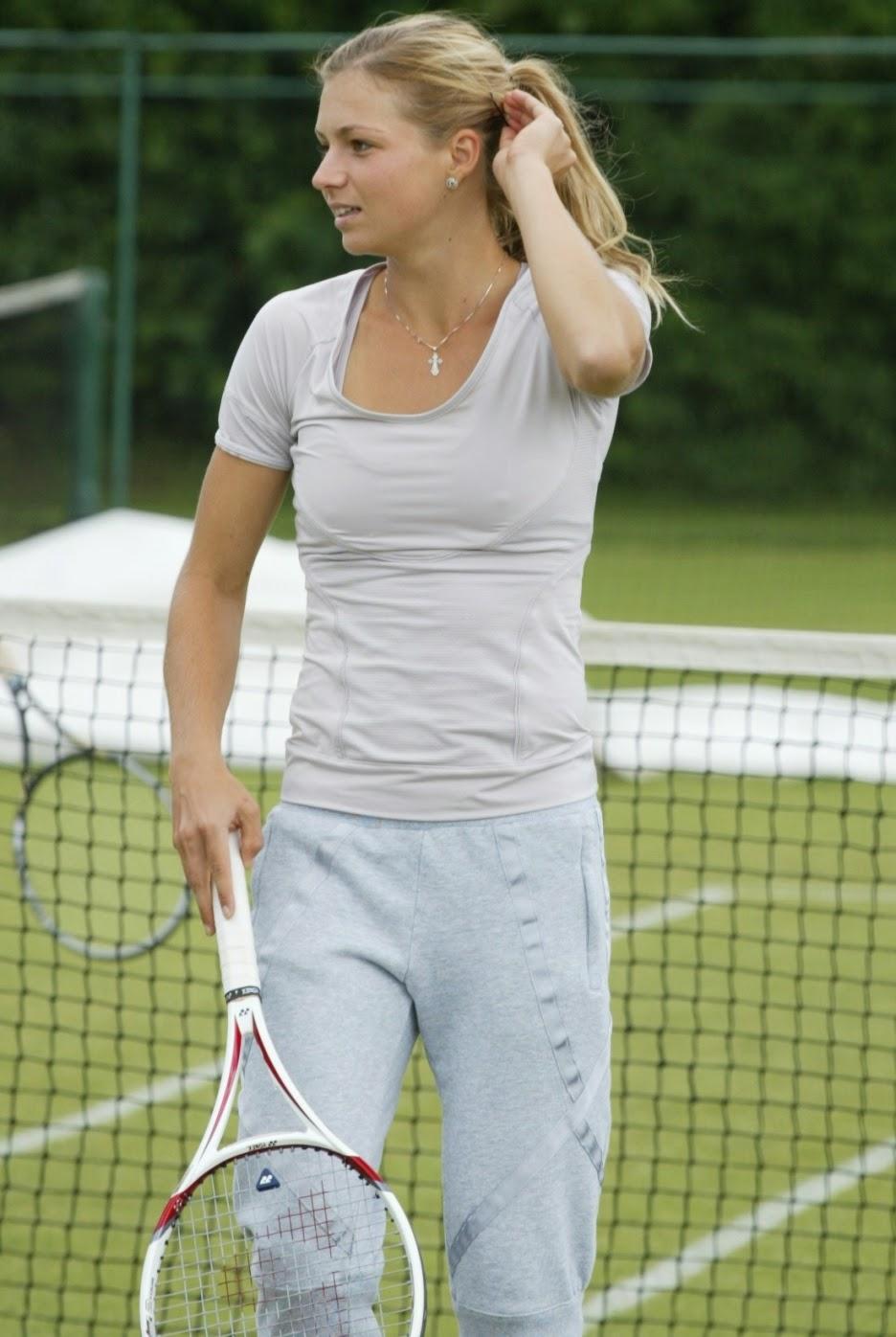 Beautiful Tennis Girls