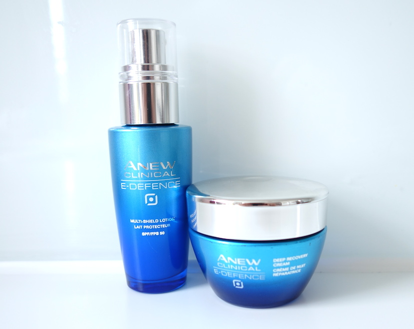 Avon-Anew-Clinical-E-Defence-Multi-Shield-SPF50-Day-Lotion-and-Deep-Recovery-Cream-Review