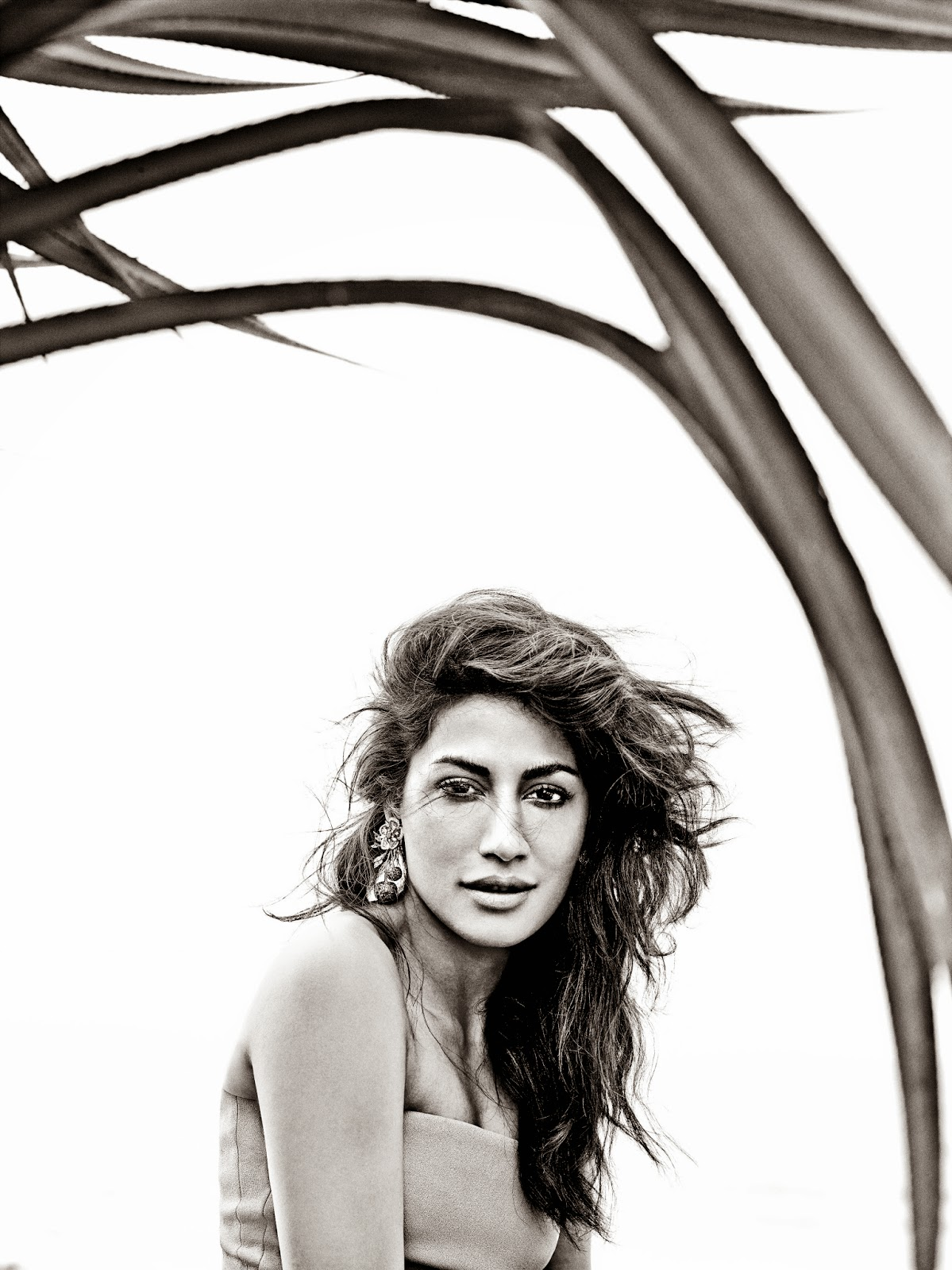 Chitrangda Singh for Mirari Cherry Blossom Collection