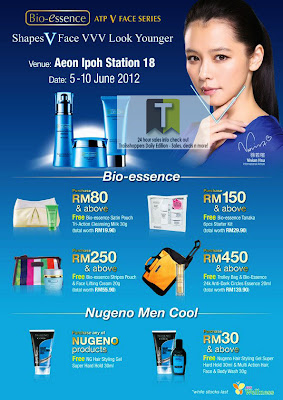 Bio-essence Roadshow Ipoh 2012