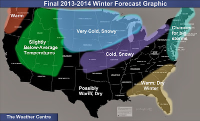 Today's Featured Post: Chicago, Milwaukee Bracing for Severe Arctic