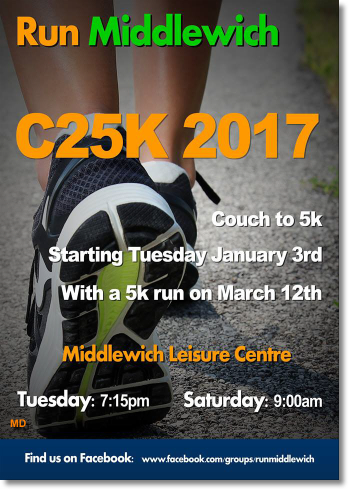 RUN MIDDLEWICH 2017