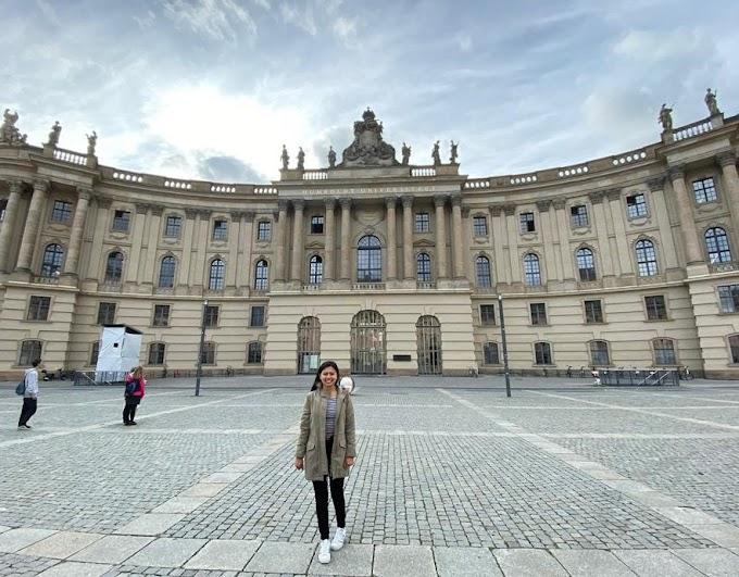 Joven malagueña adelanta estudios de doctorado en Alemania
