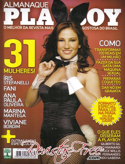 Almanaque Playboy - Edição Especial - Dezembro 2007